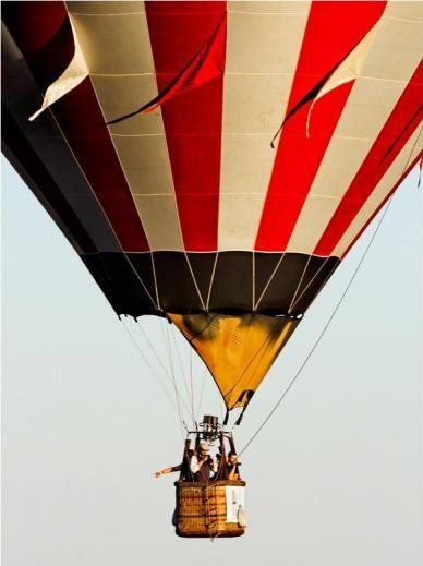 Let balonem Rájec-Jestřebí