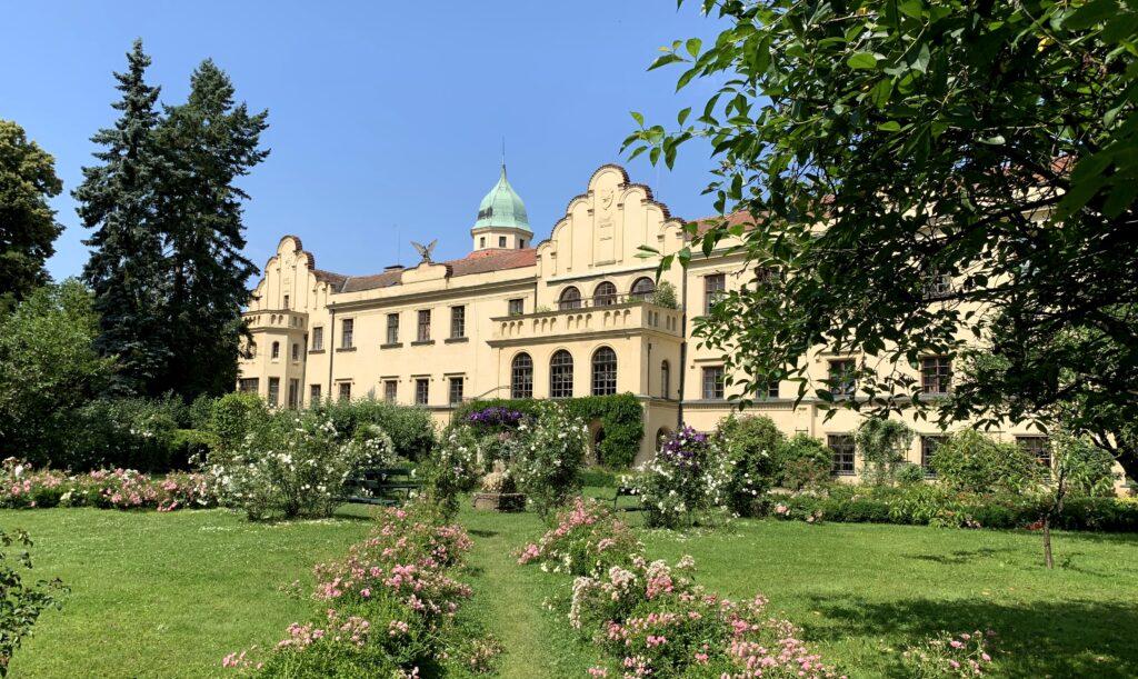 Renesanční zámek Častolovice