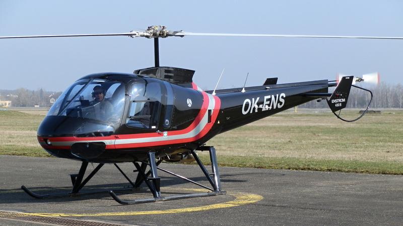 Vyhlídkový let proudovým vrtulníkem