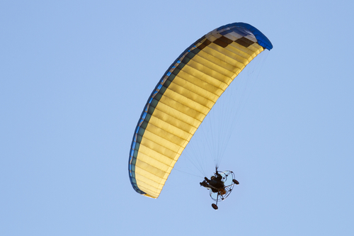 Tandemový paragliding Jaroměř